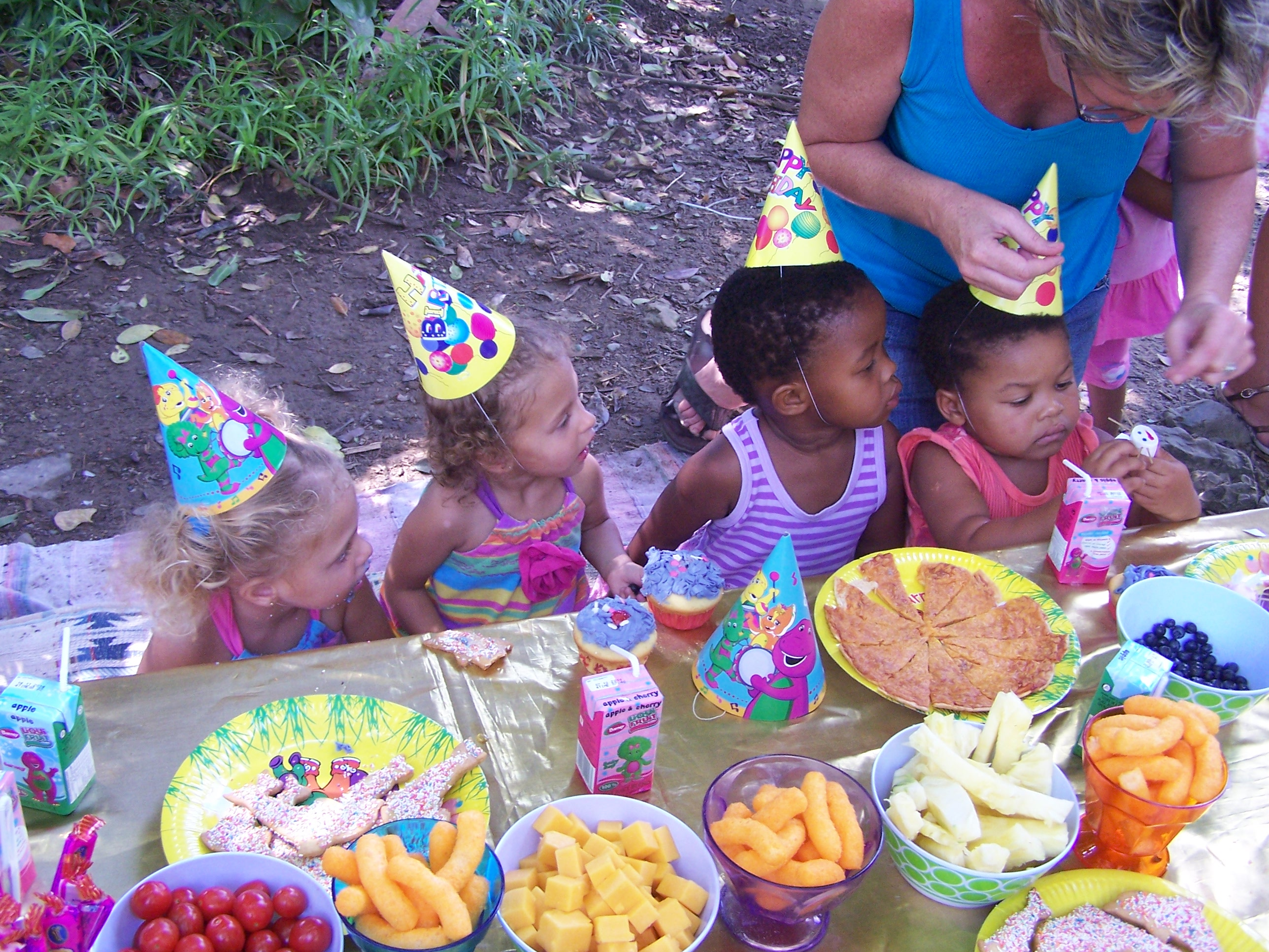 birthday venue for kiddies is free for locals